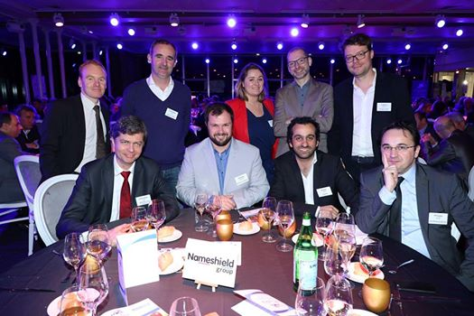 Nameshield au Gala des DSI – Créer le futur par l'innovation numérique