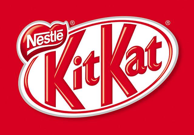 KitKat Nestlé - Litige marques de forme