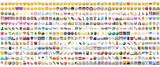 Noms de domaine emoji