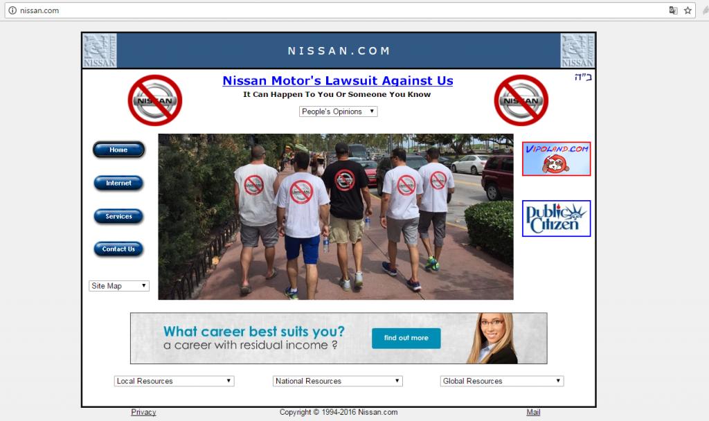 .brand - Site internet nissan.com