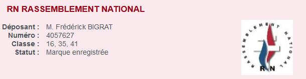 Changement de nom pour le Front National