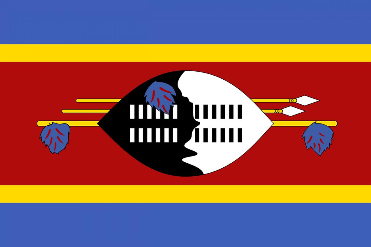 Swaziland, le pays qui change de nom, et d'extension