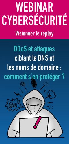 DDoS et attaques ciblant le DNS et les noms de domaine : comment s'en protéger ?