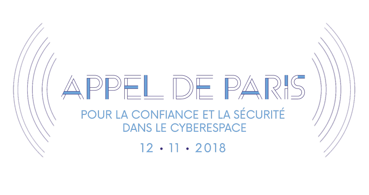 Nameshield, signe l'Appel de Paris afin de contribuer activement à la stabilité de l'Internet