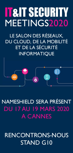Nameshield sera présent au IT & IT MEETINGS, rencontrons-nous STAND G10