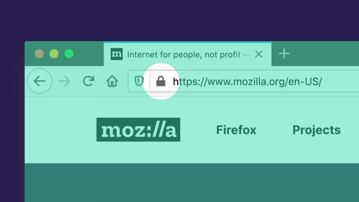 Firefox 83 lance le mode HTTPS-Only