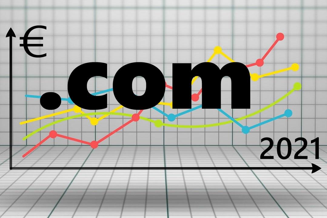 Le registre du .COM annonce une augmentation de ses tarifs