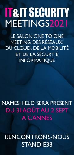 Rencontrons-nous au IT&IT SECURITY MEETINGS à Cannes