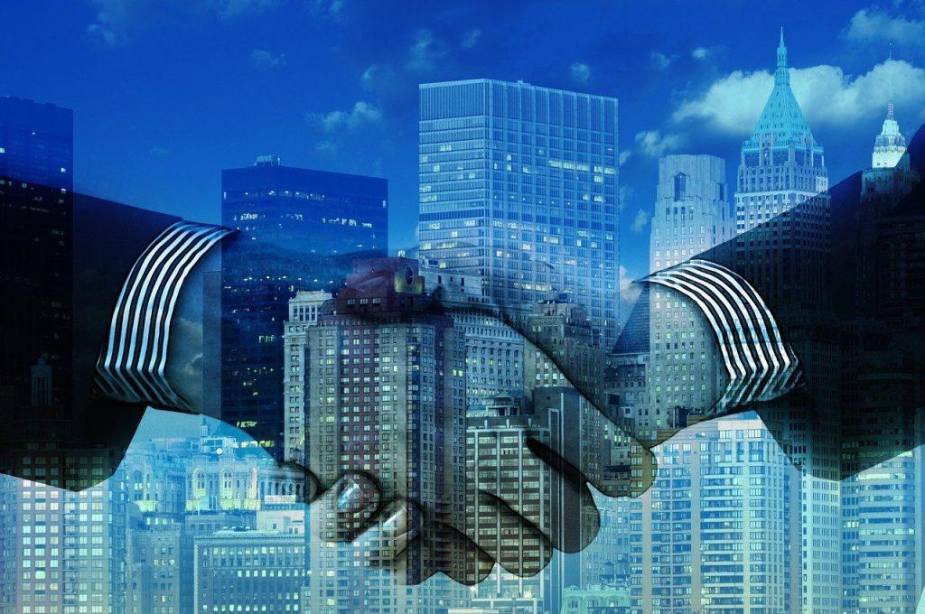Acquisition - Concentration de l'industrie des noms de domaine