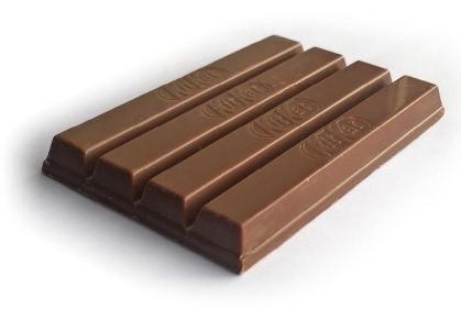 KitKat Bar - shape mark