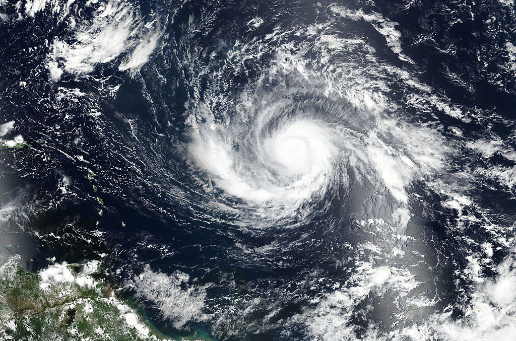 Irma storm and its unexpected consequences on the domain names industry