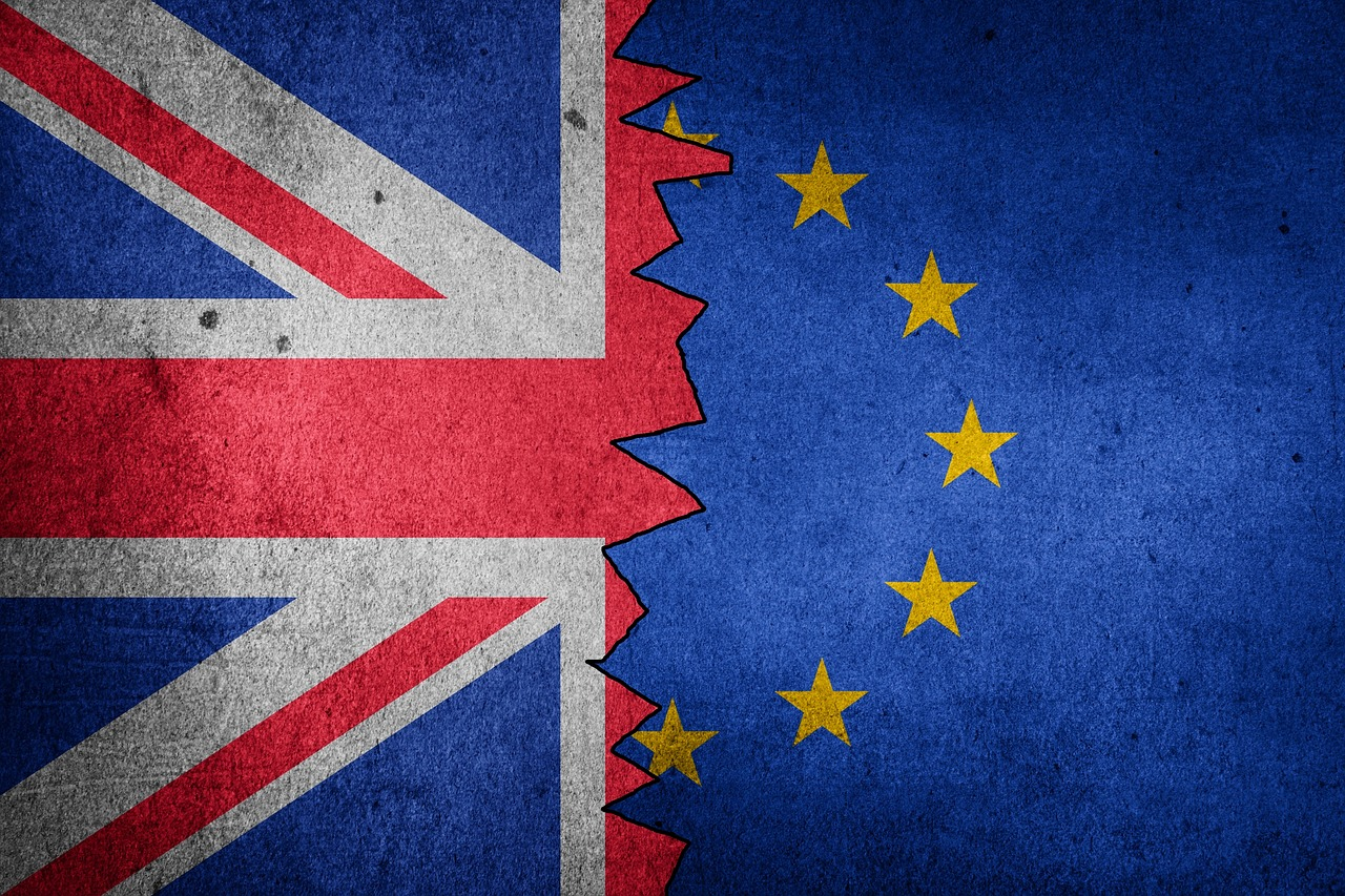 Brexit's consequences on .eu domain names : EURid's action plan