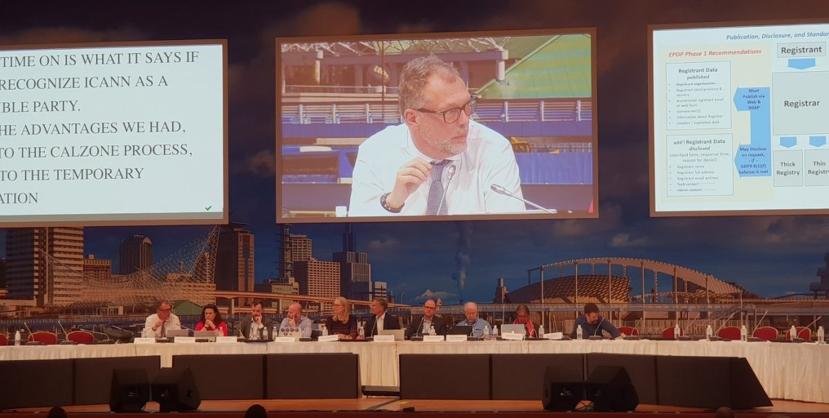 Status of ongoing projects after ICANN64