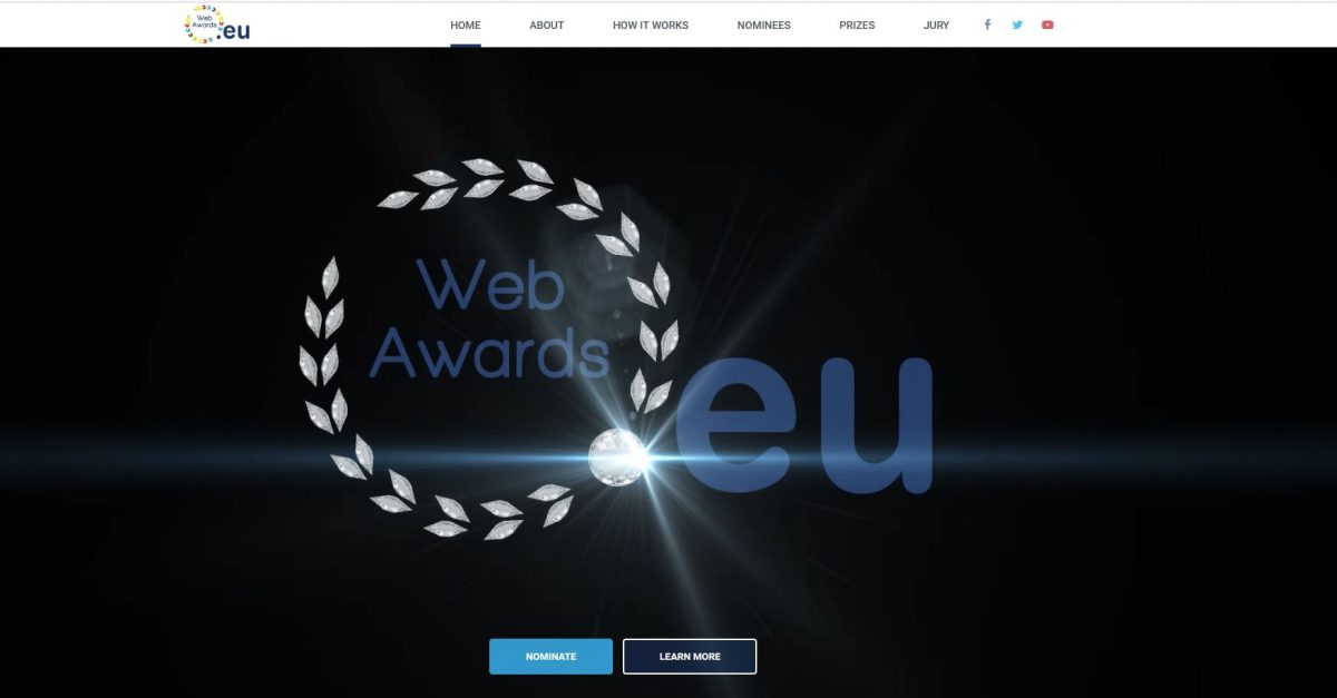 Participate in the .eu Web Awards!