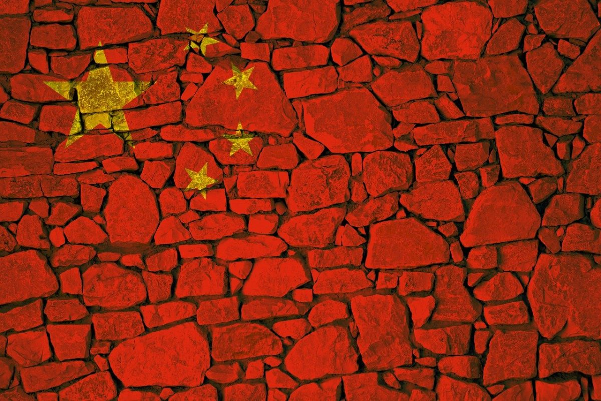 China doesn't like confidentiality and blocks the ESNI extension- Great Firewall
