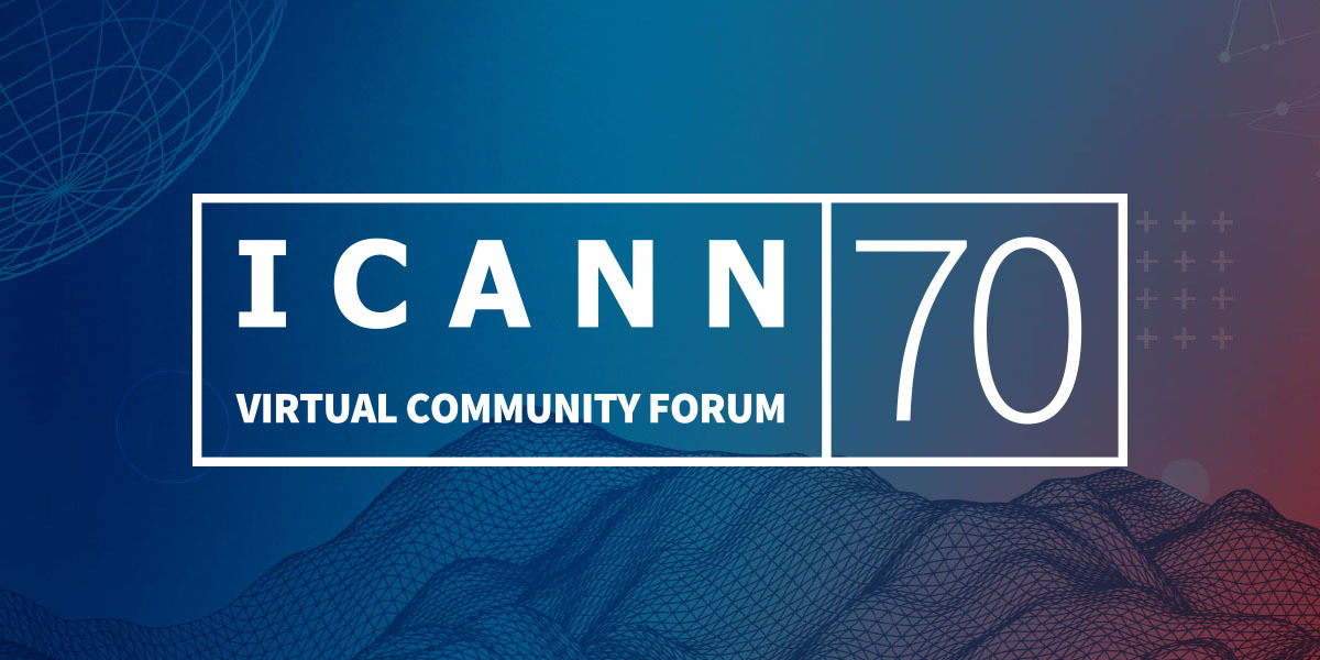ICANN70: At the crossroads of different policy development processes